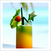 automaticdoor: tropical drink (tropical drink)