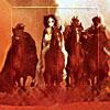 calime: (four horsemen red)