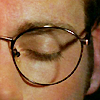 sid: (Daniel closed eye)
