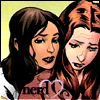 "fai_dust: BtVS: season 8 [comic] issue #018 - ""Time of Your Life"" arc (btvs: S8 v018 - kennedy & willow)"