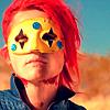dimestore_romeo: (gerard mask)