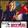 rebcake: Joyce with Axe: Not in the brochure (btvs joyce axe)