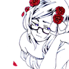 notunaforyou: [ pixiv; ] #37599061 (Hold My Flower)