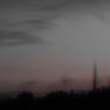 electrictwilight: LB skyscape and All Saint's spire at dusk (pic#661360)