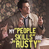 "musycal_test2: Castiel from Supernatural with caption ""My people skills are rusty"". (Castiel: People skills)"