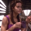 carnivorousgiraffe: Jadiza Dax from DS9 looking frazzled holding a mug. (No talking before coffee.)