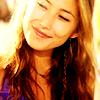 margalo_streussal: Priya from <i>Dollhouse</i> smiling warmly. (dollhouse - priya - sunshine)