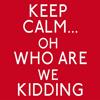 onestepforward: Stock; Text ({Keep calm . . . })
