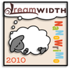 sqweakie: nanowrimo dreamsheep (nanowrimo sheep)