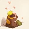 hokuton_punch: Fanart of Naruto, Sakura and Sasuke from Naruto hugging. (naruto trio cuddle)