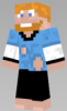 faedranor: (Minecraft skin) (Default)