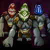 death_gone_mad: Group shot of Leeuni, Ayuni, and Eruni (Leeuni-Ayuni-Eruni)
