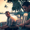 traxicons: Danny and Steve from the 2010 reboot of Hawaii Five-O.  1x01. (H5-0)