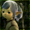 traxicons: Anja Enja, my Plainsfolk Lalafell from FFXIV. (FFXIV)
