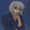 etienneofthewestwind: Picture of Gundam Seed's Yzak Joule in thoughtful pose. (thoughtfulyzak)