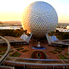indehed: (EPCOT - spaceship earth)