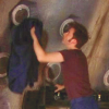 juliet316: (DW: TenII cleaning TARDIS)