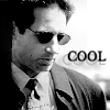 wendelah1: Mulder wearing dark glasses and looking cool (Cool)