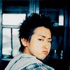 gimmick_game: (arashi → ohno → riida uses bitchface!)