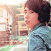 loserology: (Nino - walking)