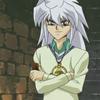 fluffydeathdealer: Yami Bakura (This looks more badass on Kaiba)