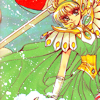 monster_san: Magic Knight garb pose with sword (Knight of legend)
