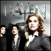 briarwood: Syfy Haven - Audrey, Duke and Nathan beneath the weathervane (Haven Trio)