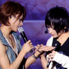 uepixie: Ueda and Masami - MousePeace2010 (A heart yo~)