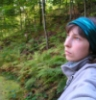 lighty_stork: me in a forest (thoughtful)