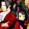 agreatandnoblethief: ([Edgeworth] Best team evar.)