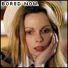 romana03: Romana II from Dr Who is bored (bored)