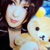 uepixie: Masami with Rilakkuma plushie ([真巳] keeping you close)