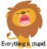 ilikecake: (everything is stupid)