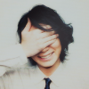 mynamelessname: (Arashi ☂ Jun bashful)