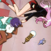 luinied: At no point were Utena and Anthy talking about the same person. (kitty)
