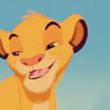 myluckyseven: simba u smug lil shit (only a little full of myself)