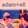 degrassigoesthere: (Adam and Eli)