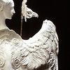 elluamore: (DM, masked swan, narrator, sculpture)