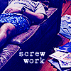 rensreality101: Rodney McKay on his couch in his boxers with the caption 'screw work' (screw work mckay)