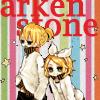 arken_stone: @ haryan (vocaloid ☇ twins)