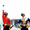 nakchi: (i be winnar {shinkenger})