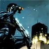 sweetestdrain: Bucky Barnes on a rooftop with binoculars. (will you put my hands away)