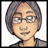 kate_nepveu: cartoon head shot of me, wearing glasses (me (cartoon))