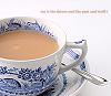 erika: (tea: milky tea)