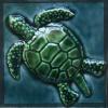 treefrog: a ceramic turtle (Turtle)