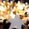 healingmirth: star and Christmas lights (star)