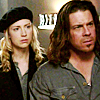healingmirth: Parker and Eliot from Leverage (parker eliot)