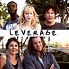 healingmirth: the Leverage team (leverage)