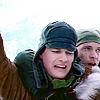 healingmirth: RayK and Fraser, frozen (frozen)
