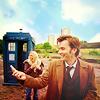 ladysophiekitty: (Doctor/Rose TARDIS)
